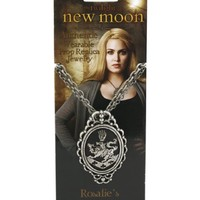 "NECA Twilight ""New Moon"" Prop Replica  (Rosalie Crest Necklace)"