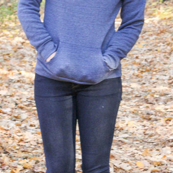 Edgy Eco-Friendly Sweatshirt - 8 Colors
