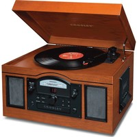 Crosley Archiver Record Player - Plays Records & Converts Your Vinyls to Digital!
