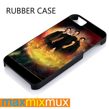 Supernatural Galaxy Nebula iPhone 4/4S, 5/5S, 5C, 6/6 Plus Series Rubber Case