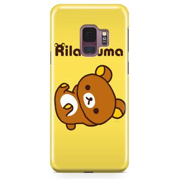 Rilakkuma Cute Samsung Galaxy S9 Plus Case | Casefantasy