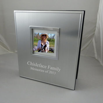 Personalized Photo Album- Any Occasion- Memories