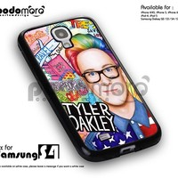 BD 139 Tyler Oklay Youtubers Collage - Samsung S4