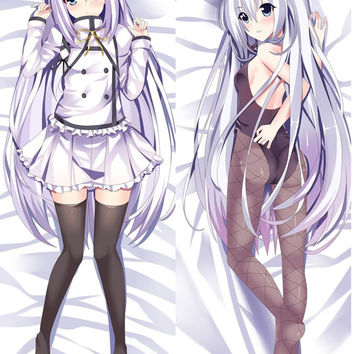 New Terminus Est - Blade Dance of the Elementalers Anime Dakimakura Japanese Hugging Body Pillow Cover MGF-56010