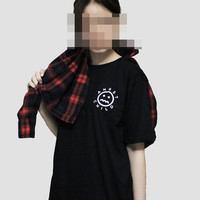Angst crest tee (Pre-order)