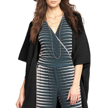 Tart Collections Campbell Wrap in Black