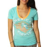 American Fighter Women's MacMurray Graphic T-Shirt