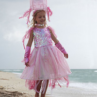 jellyfish fantasy GIRLS costume