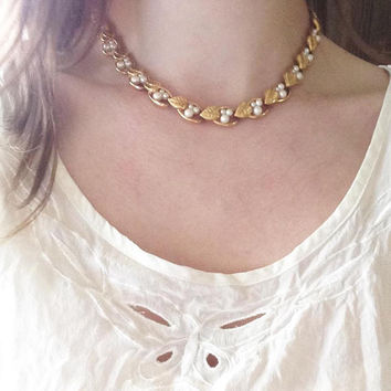 Vintage Napier Co. Necklace | Princess Necklace