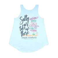 Sign Tank Top by Simply Southern