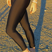 new orleans cropped leggings