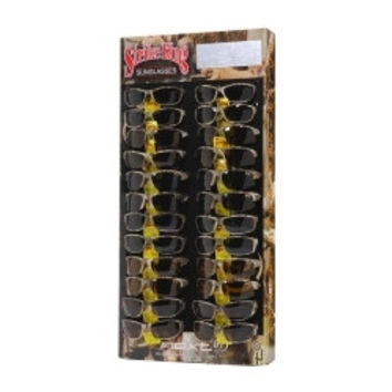 24 Piece Camo Sunglass Display