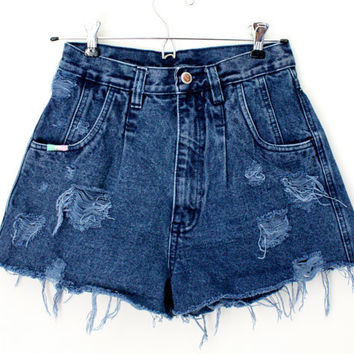Vintage Threaded Shorts