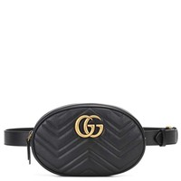 GG Marmont leather belt bag