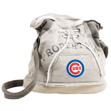Chicago Cubs MLB Property Of Hoodie Duffel