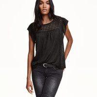 H&M Lace Top $24.99