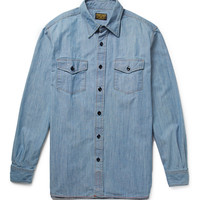 Jean Shop - Denim Shirt | MR PORTER