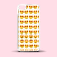 Heart Eye Emoji Phone Case