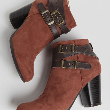 Mountain Trails Ankle Booties