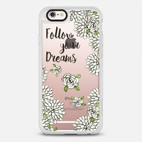 spring dreams-dark type iPhone 6s case by Sandra Arduini | Casetify