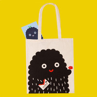 Noodoll: Dust Tote Bag & Notebook, at 14% off!