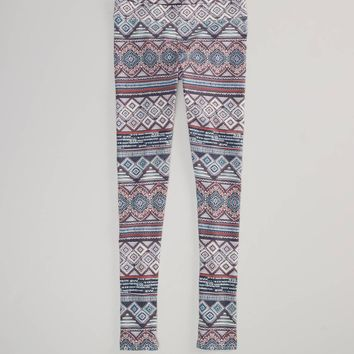 AE Ikat Legging | American Eagle Outfitters