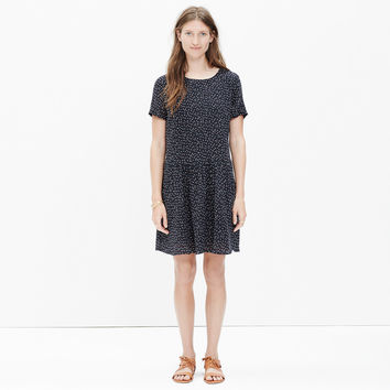 Madewell et Sézane® Silk Mini Dress