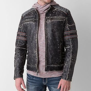 Affliction Black Premium Fast Lane Jacket