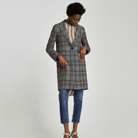 CHECKED COAT DETAILS