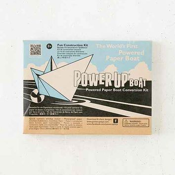 PowerUp Powered Paper Boat Kit