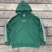 Adidas Woman Men Fashion Sweatshirt Top Pullover Sweater Hoodie