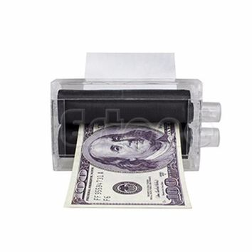 DCCKL72 1 PC Magic Trick Easy Money Printing Machine Money Maker Better