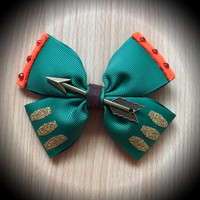 Merida Disney Princess Ispired Brave Hair Bow
