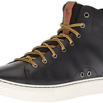 Polo Ralph Lauren Men's Dleaney Sneaker, | Fashion Sneakers