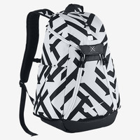 The Nike Hoops Elite Max Air Team 2.0 Graphic Basketball Backpack.