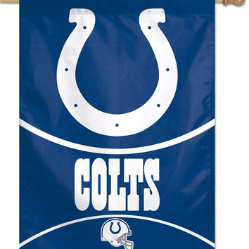 Indianapolis Colts Banner 27x37
