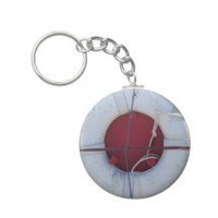Lifesaver Key Chain