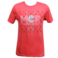 Stars and Spiders Red T-Shirt