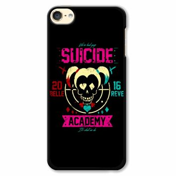 Suicide Academy Harley Quinn iPod Touch 6 Case