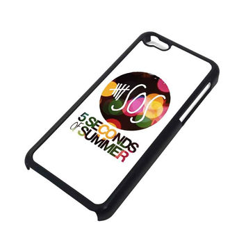 5 SECONDS OF SUMMER 5 5SOS iPhone 5C Case