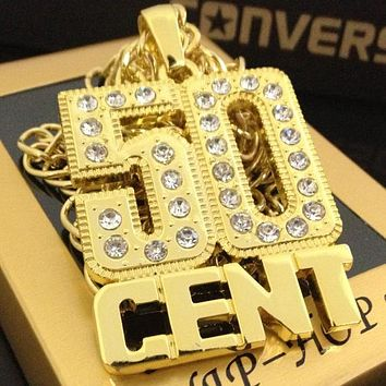 Boys & Men Fashion Hip Hop Converse Necklace