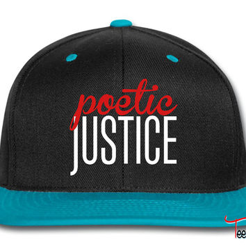 Poetic Justice Snapback