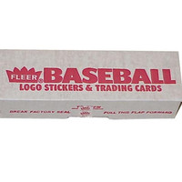 1989 Fleer MLB Factory Set (660 Cards)