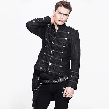 Men's Gothic Steampunk Jacket