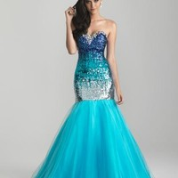 Night Moves 6604 at Prom Dress Shop
