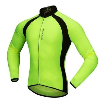 2018 Spring Autumn Wind Jacket Long Sleeve Bicycle Clothing chaqueta ciclismo Thin ropa bici mtb Coat Bike Cycling Racing Jacket
