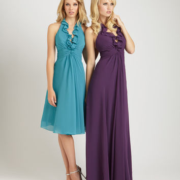 Allure Bridesmaids 1274 In Stock Size 12