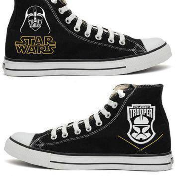 DCCK1IN star wars darth vader converse shoes