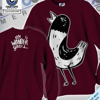"The Wonder Years ""Big Bird"" Crew Neck 