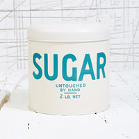 Vintage by Hemingway Sugar Tin at Urban Outfitters